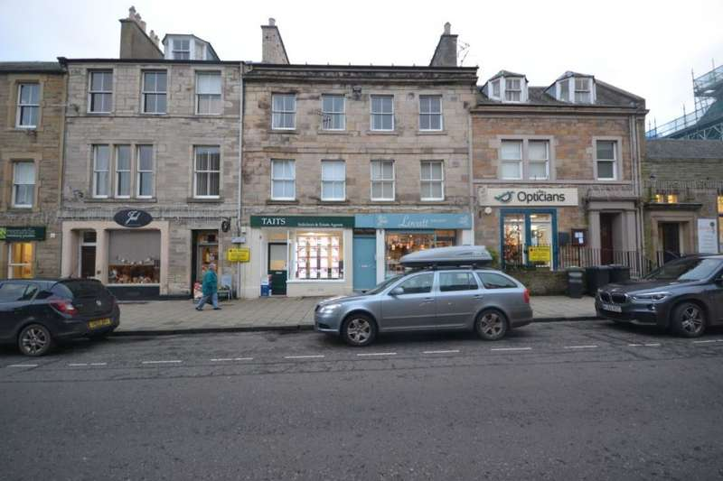 2 Bedrooms Flat for sale in 41B , High Street Jedburgh, TD8 6DQ