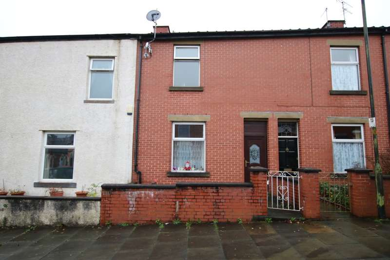 2 Bedrooms Terraced House for sale in Stirling Street, Mill Hill, Blackburn