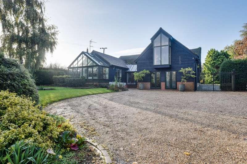 5 Bedrooms Detached House for sale in Little London, Berden, Bishop's Stortford, CM23