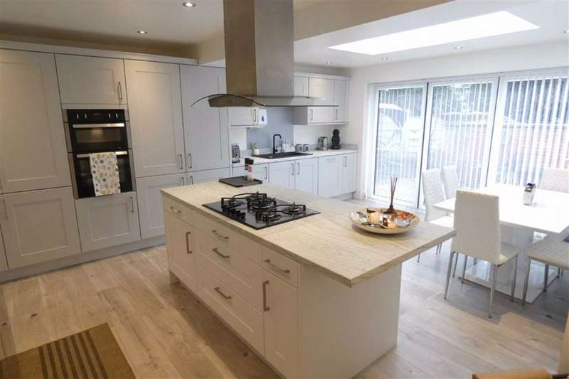 5 Bedrooms Detached House for sale in Grosvenor Gardens, Sharston