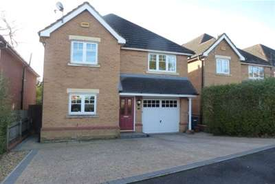 4 Bedrooms Detached House for rent in Tangmere Rise, Chandlers Ford