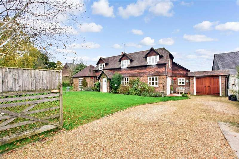 4 Bedrooms Semi Detached House for sale in Cowfold Road, , Bolney, Haywards Heath, West Sussex