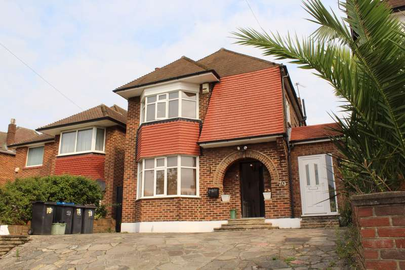 4 Bedrooms Detached House for rent in Waddington Way, London, Greater London, SE19