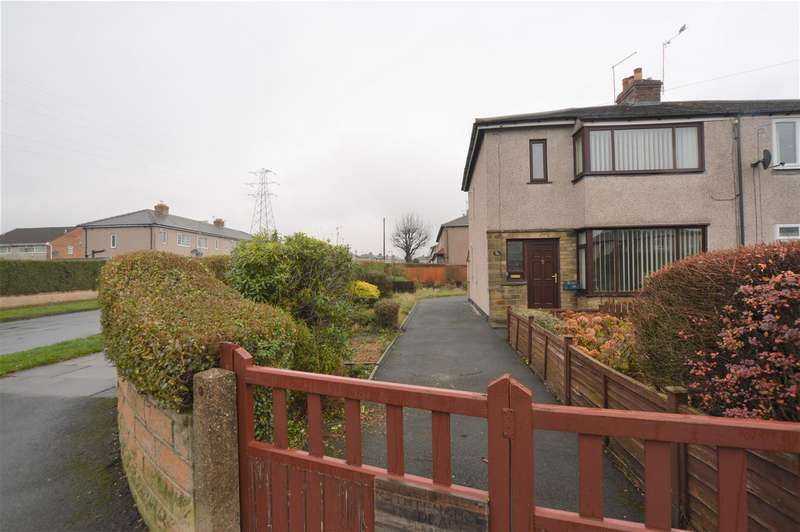3 Bedrooms Semi Detached House for rent in Wrose Road, Bradford