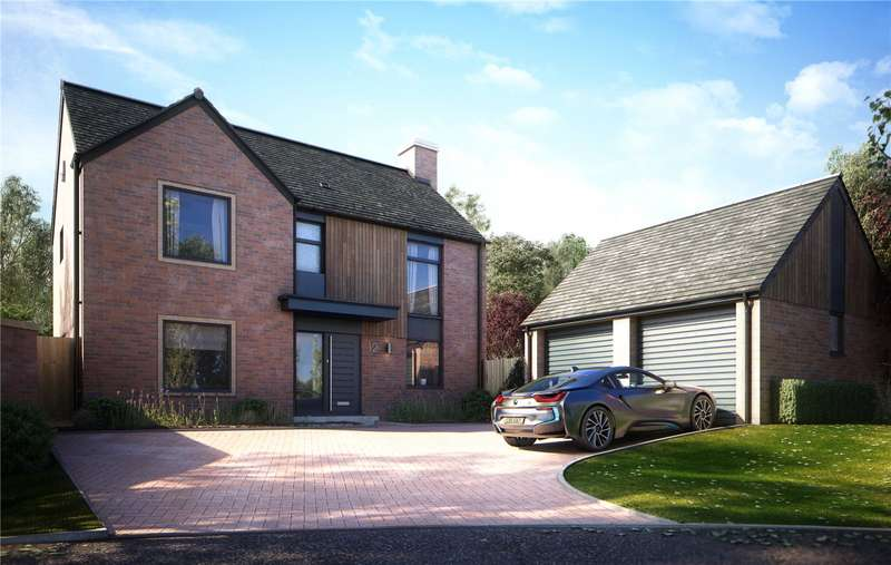 5 Bedrooms Detached House for sale in Bourne View, Allington, Salisbury, Wiltshire, SP4
