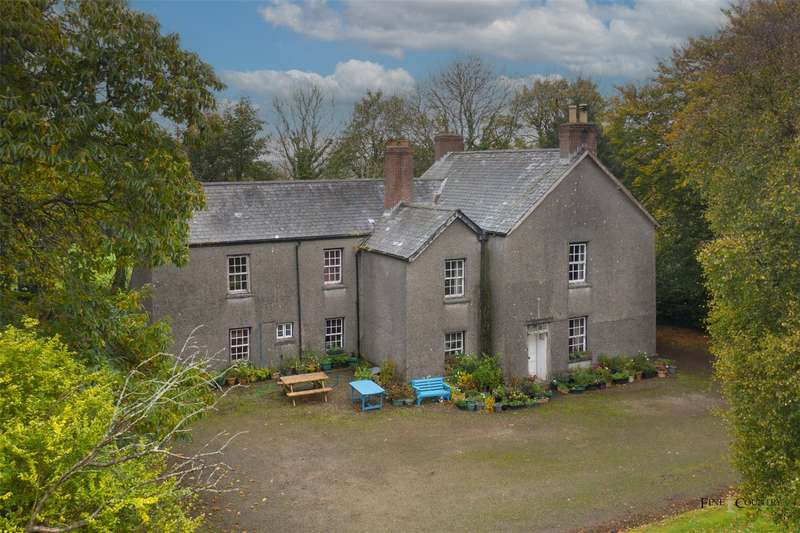 4 Bedrooms House for sale in St. Lawrence House, St. Lawrence House, Welsh Hook, Wolfscastle