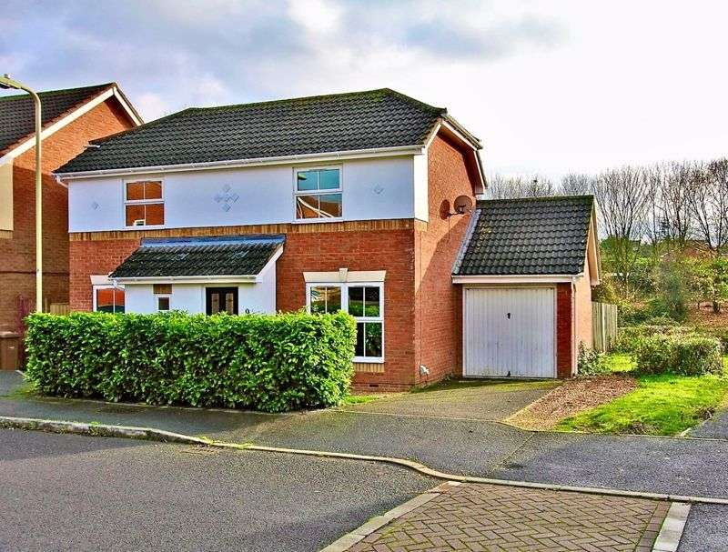 3 Bedrooms Property for sale in Cole Close, Andover