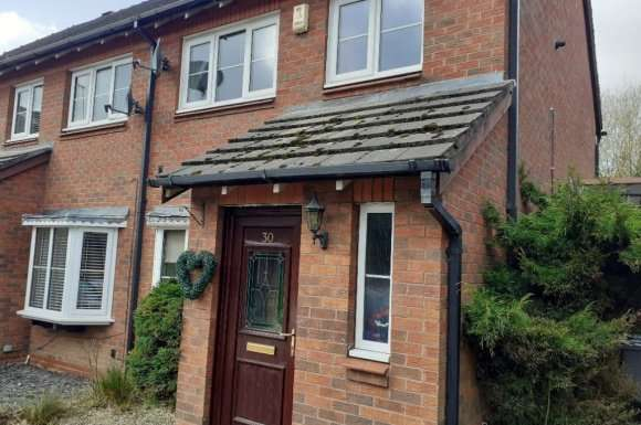 3 Bedrooms Terraced House for rent in Sutton Close, Macclesfield, SK11