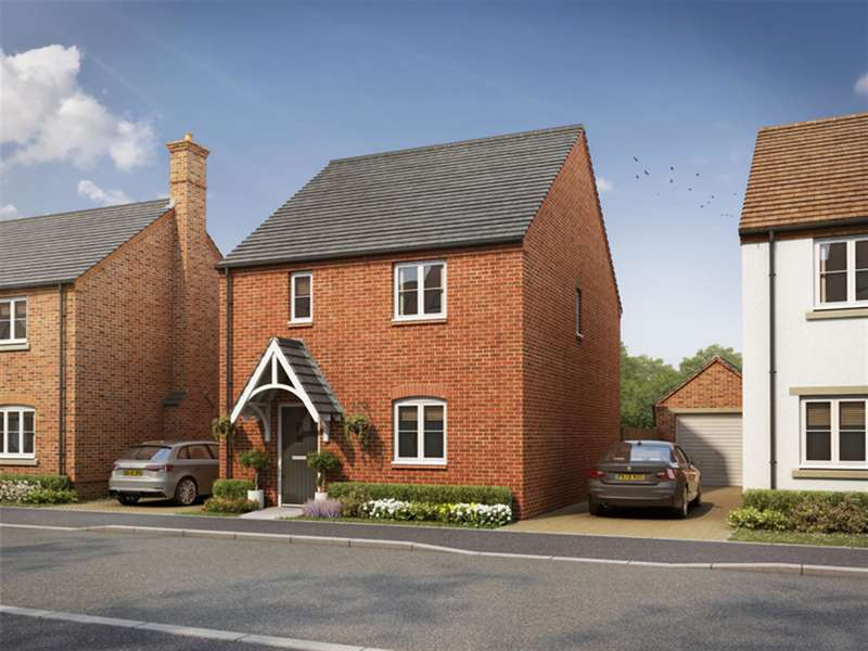 3 Bedrooms Detached House for sale in The Holdenby Kimcote Road, Gilmorton, LEICS LE17 5PB