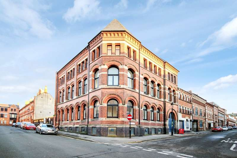 4 Bedrooms Flat for sale in Sydenham Place, Tenby Street, Jewellery Quarter, B1
