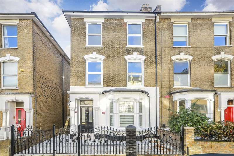 5 Bedrooms Semi Detached House for sale in Wilberforce Road, London, N4