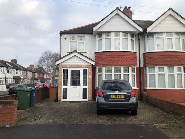 3 Bedrooms Semi Detached House for sale in Harrow, HA1