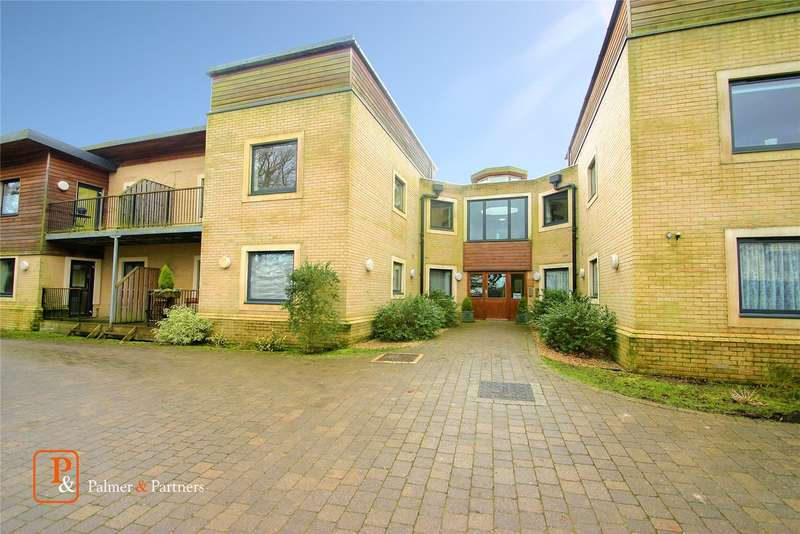 2 Bedrooms Flat for rent in Abberton Grange, Layer Road, Abberton, Colchester, CO5