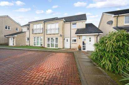 2 Bedrooms Flat for sale in McKenna Avenue, Stoneywood