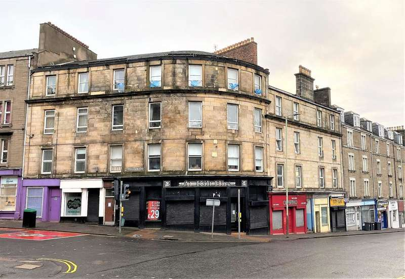 2 Bedrooms Flat for sale in Arbroath Road, Dundee, DD4 6EW