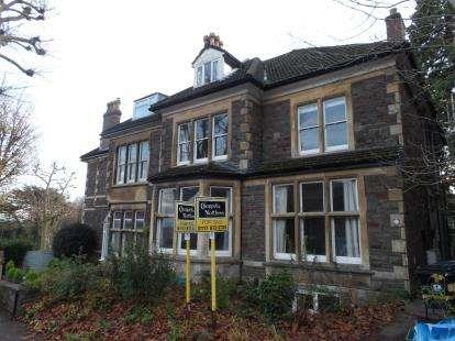 1 Bedroom Flat for sale in Clarendon Road, Bristol, Somerset