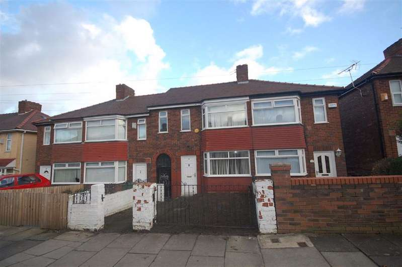 3 Bedrooms Terraced House for rent in Challis Street, Birkenehad, Wirral