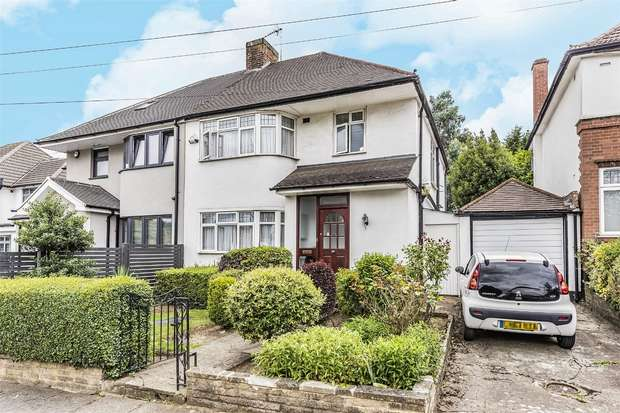 4 Bedrooms Semi Detached House for rent in The Avenue, WEMBLEY