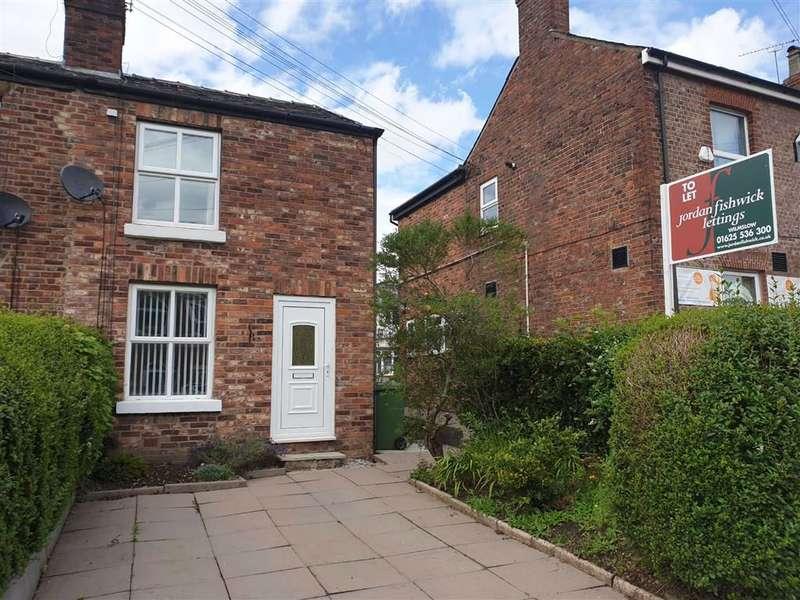 2 Bedrooms Semi Detached House for rent in Chapel Lane, WILMSLOW