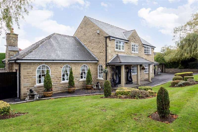 9 Bedrooms Detached House for sale in Wigton Lane, Alwoodley, LS17
