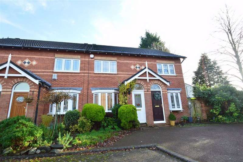 2 Bedrooms Mews House for rent in Eldon Road, Macclesfield