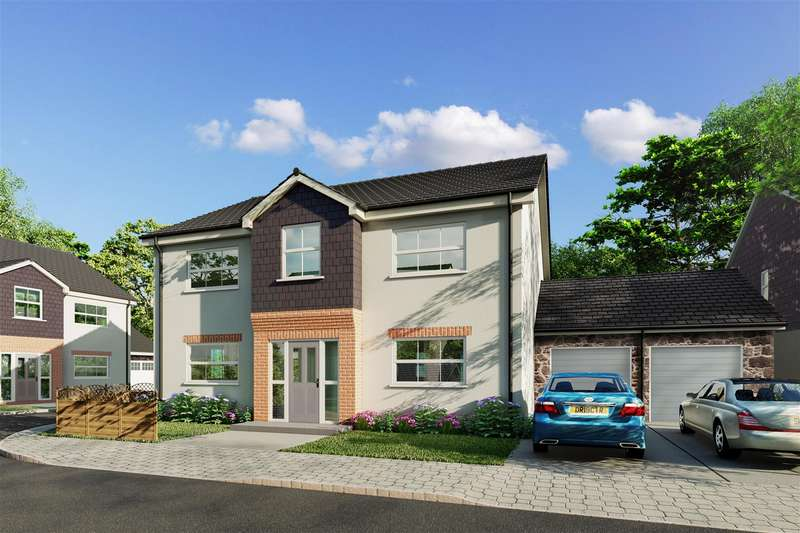 5 Bedrooms Detached House for sale in Ladock, Truro