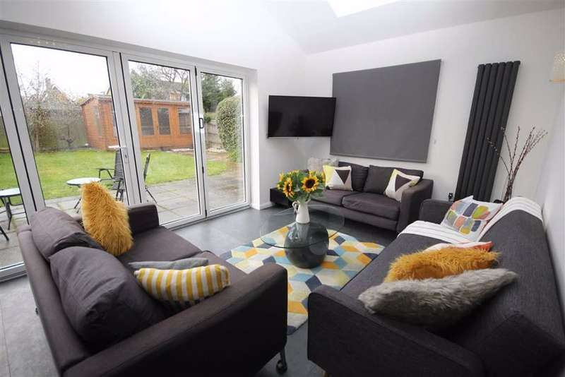 4 Bedrooms Detached House for rent in Chatsworth Drive, Banbury, Oxfordshire, OX16