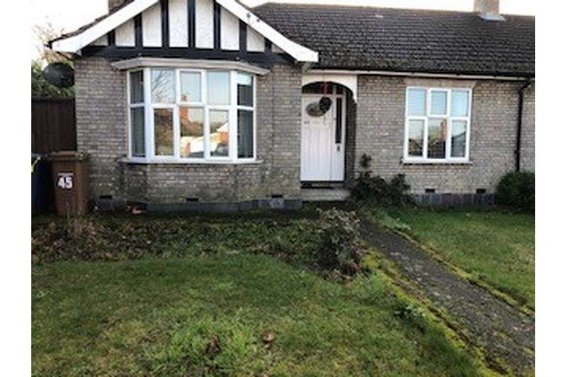 2 Bedrooms Bungalow for rent in Westley Road, Bury St Edmunds