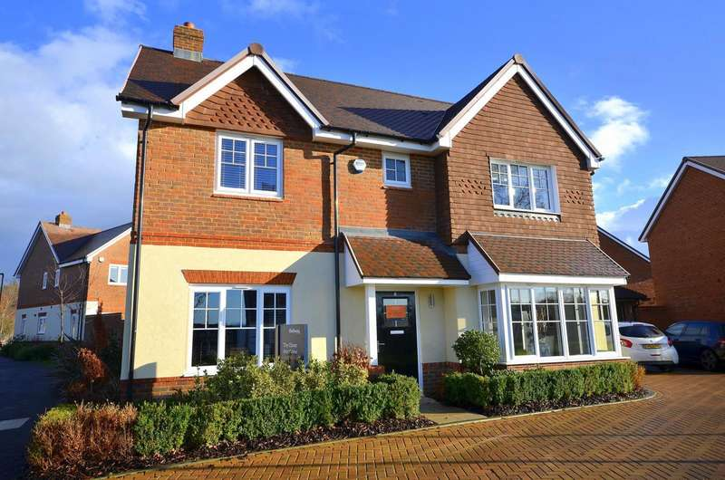 4 Bedrooms Detached House for sale in Marjoram Avenue, Alfold Road, Cranleigh, GU6