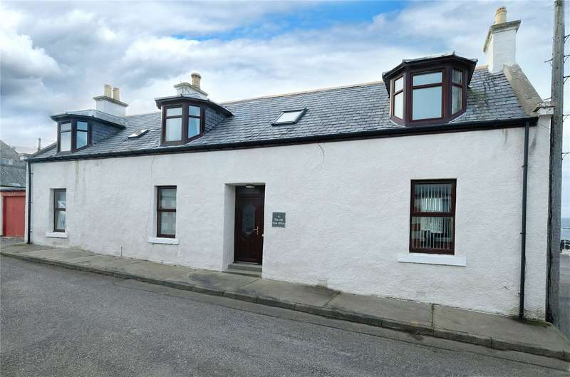 4 Bedrooms Detached House for sale in 4 Blantyre Place, Portknockie, Buckie, Moray, AB56