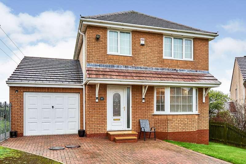 3 Bedrooms Detached House for sale in Rheda Close, Frizington, Cumbria, CA26
