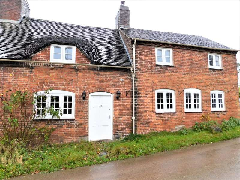 3 Bedrooms Semi Detached House for rent in Small Rice, Sandon, Stafford