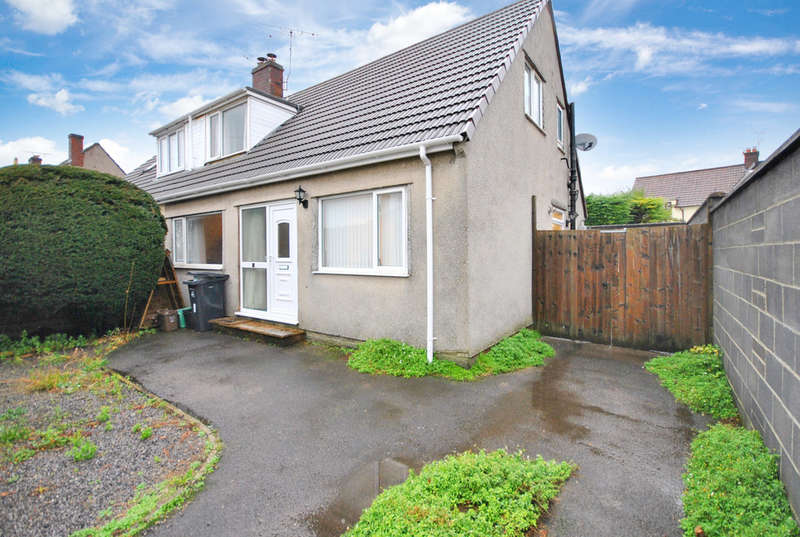 3 Bedrooms Semi Detached House for sale in Orchard Way, Cheddar