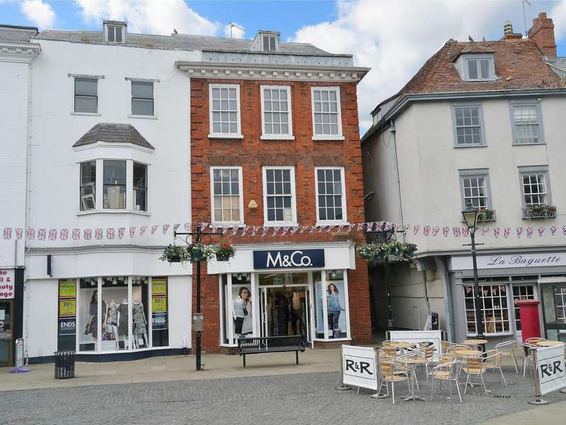 4 Bedrooms Apartment Flat for rent in Market Place, Abingdon, OX14