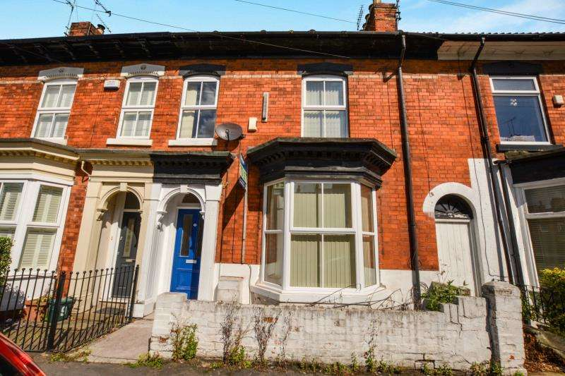 4 Bedrooms Terraced House for rent in Hinderwell Street, Princes Avenue, Hull, HU5 3QN