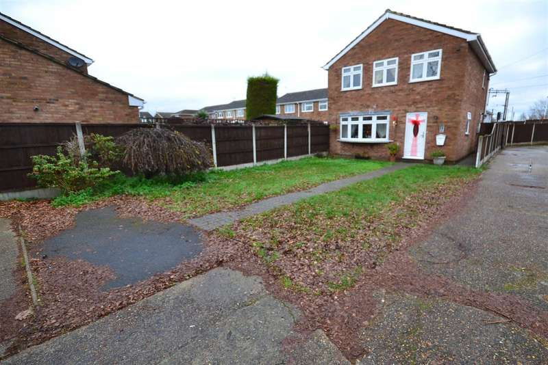 4 Bedrooms Detached House for sale in Stenning Avenue, Linford