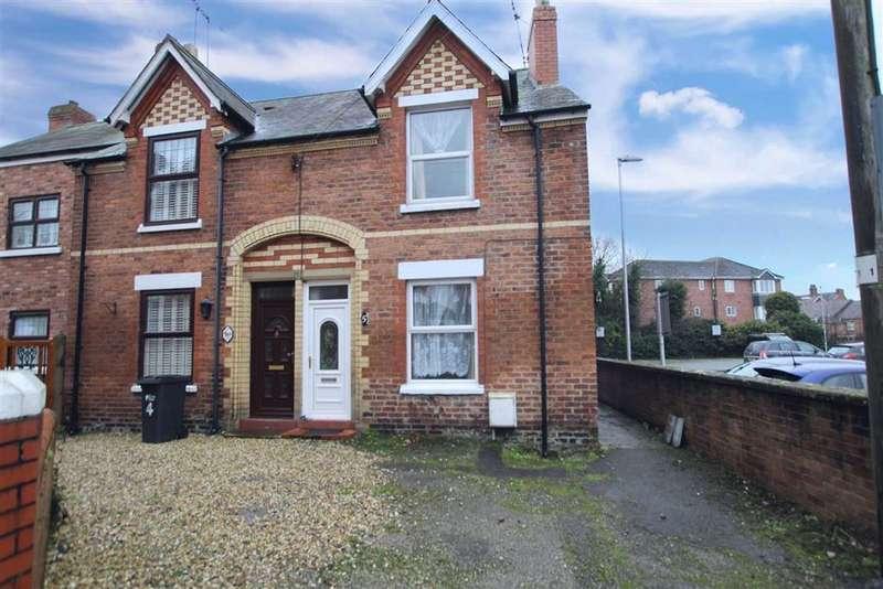 2 Bedrooms End Of Terrace House for sale in Bodhyfryd, Flint, Flintshire, CH6