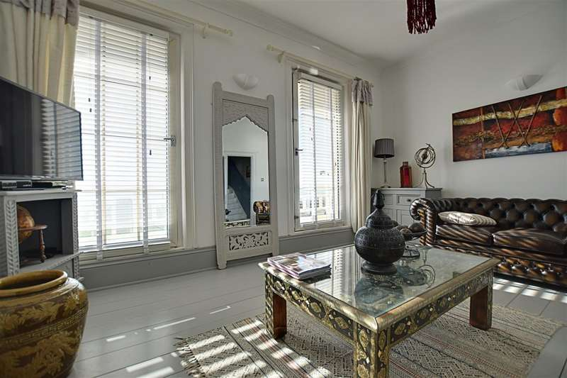 5 Bedrooms Terraced House for sale in Marina, St. Leonards-on-Sea