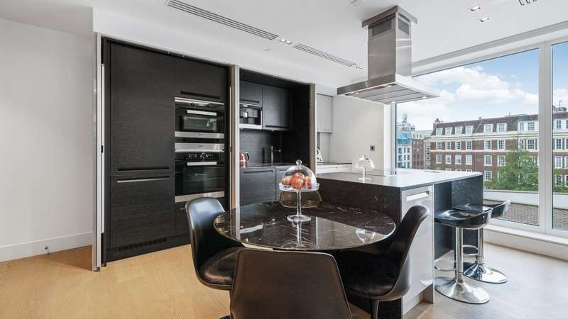 2 Bedrooms Apartment Flat for sale in 375 Kensington High Street, London