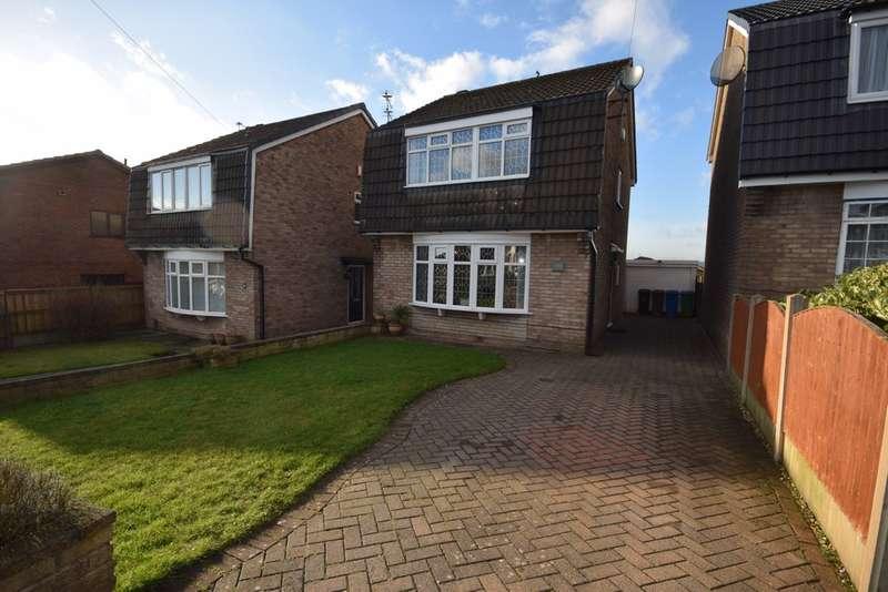 3 Bedrooms Detached House for rent in Leander Drive, Castleton, OL11 2XD