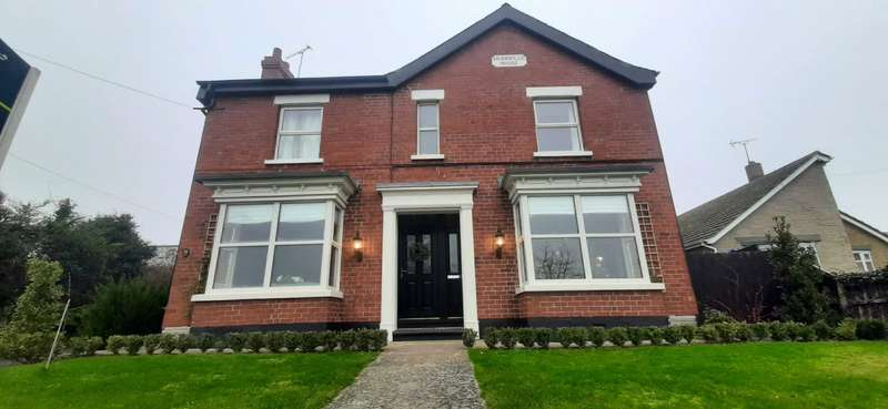 3 Bedrooms House for sale in Kirton Road, Blyton, Gainsborough, DN21