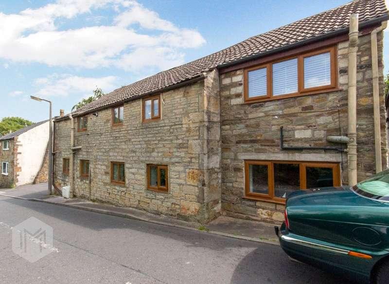 4 Bedrooms Detached House for sale in Harwood Road, Tottington, Bury, BL8