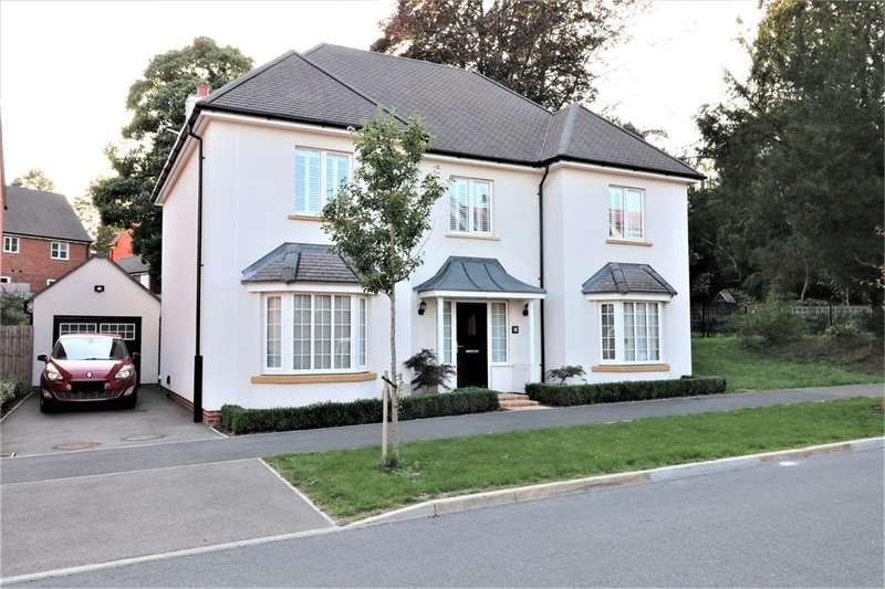 4 Bedrooms Detached House for rent in Grange Road, Chalfont St Peter, Gerrards Cross, Buckinghamshire