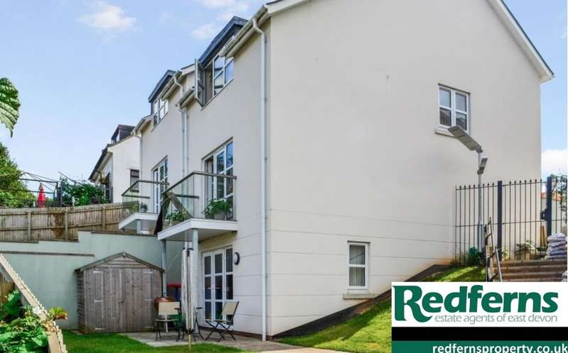 3 Bedrooms Semi Detached House for sale in Franklea Close, Ottery St. Mary