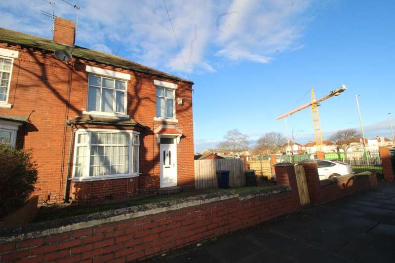 3 Bedrooms Semi Detached House for rent in Harton Lane, South Shields, NE34