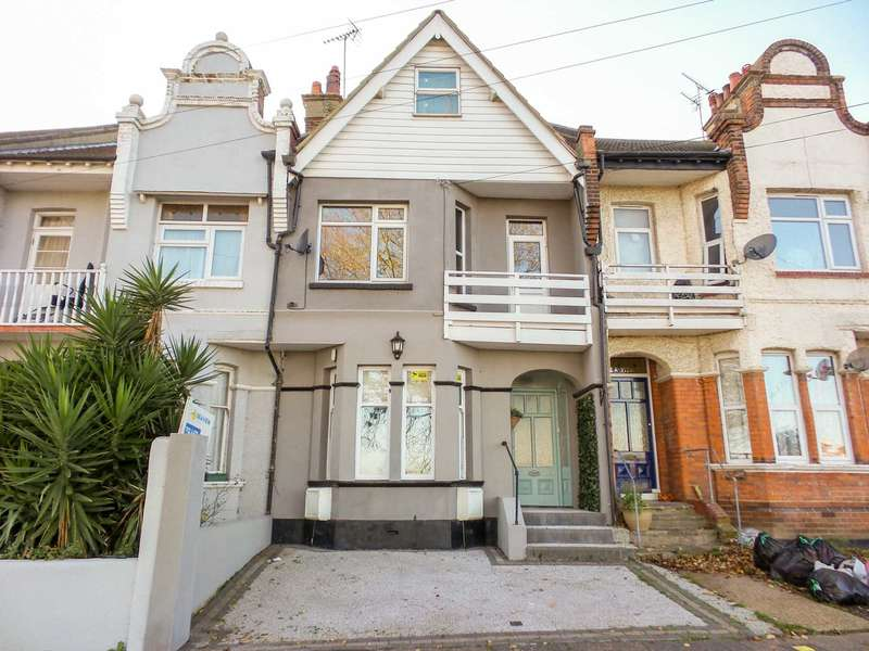 1 Bedroom Apartment Flat for sale in Herbert Grove, Southend On Sea