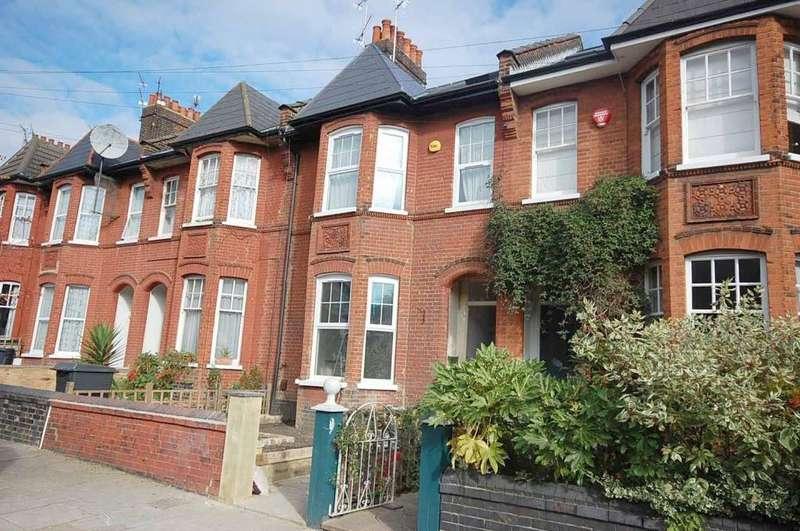 4 Bedrooms Semi Detached House for rent in Barratt Avenue , Alexandra Park , N22