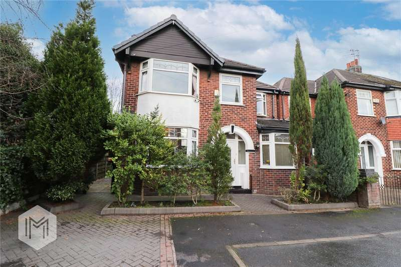 4 Bedrooms Detached House for sale in Brentwood Road, Swinton, Manchester, M27