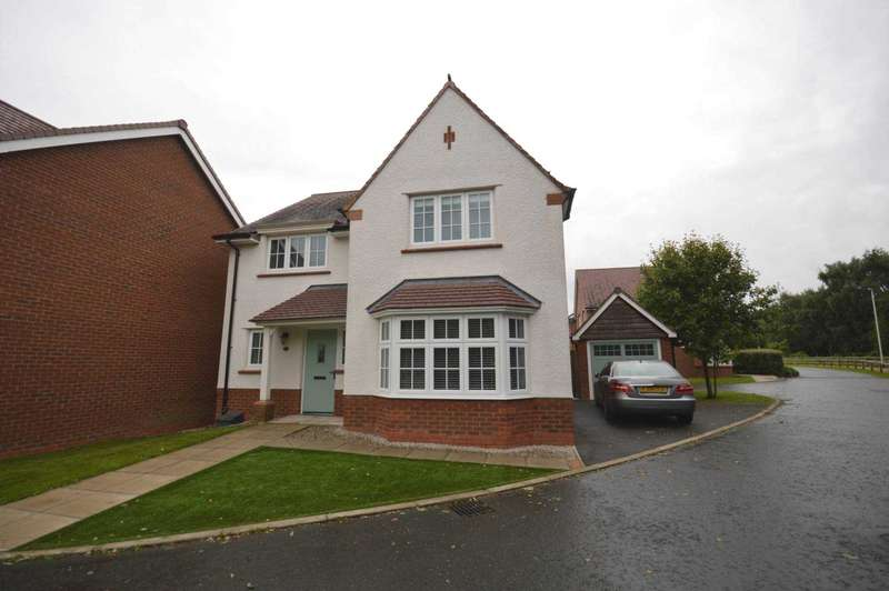 4 Bedrooms Detached House for rent in Bryce Close, Bromborough