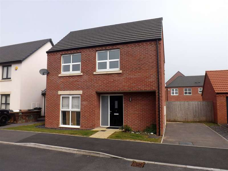 2 Bedrooms Detached House for rent in Wheatsheaf Way, Clowne, Chesterfield